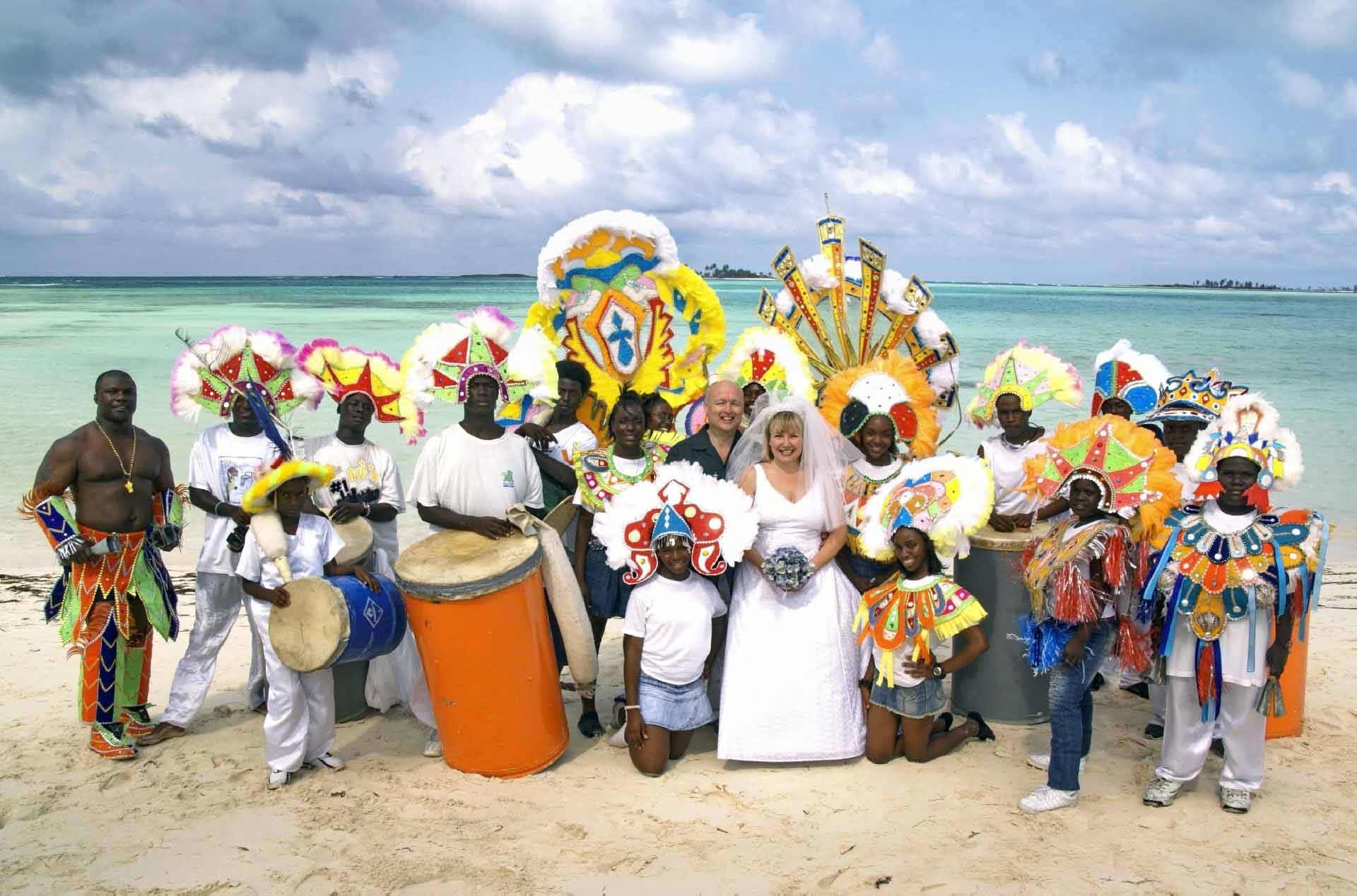 bahamas, abaco, green turtle cay, new plymouth, destination wedding, junkanoo, gillam bay, amanda diedrick