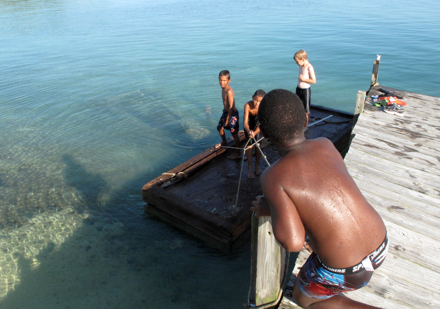 bahamas, abaco, green turtle cay, children, travel, photography