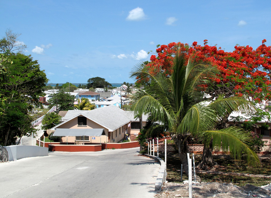bahamas, abaco, green turtle cay, new plymouth
