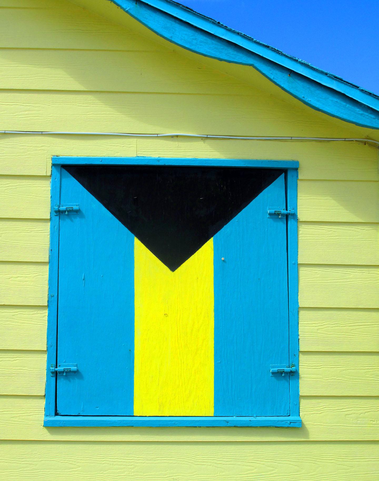 bahamas, bahamian flag, abaco, green turtle cay