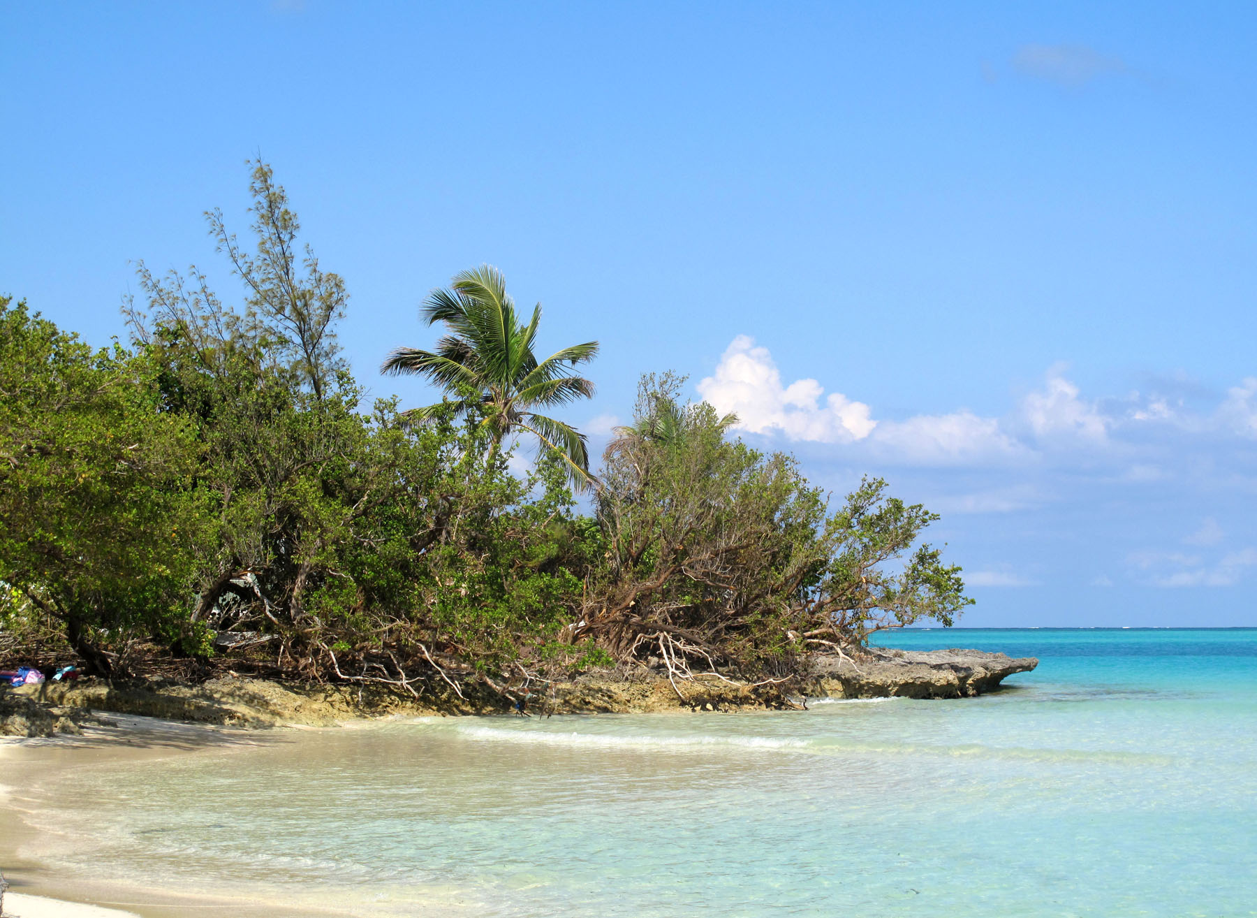 bahamas, abaco, green turtle cay, beach, gillam bay