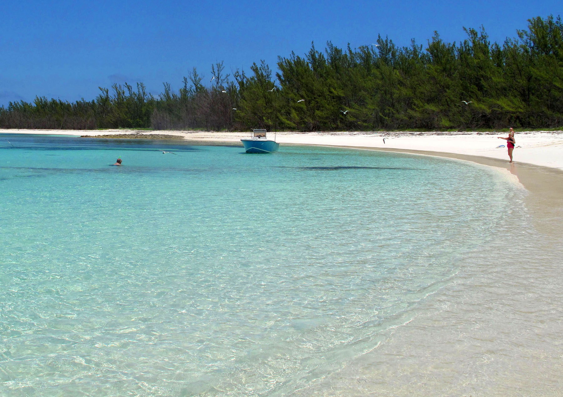 bahamas, abaco, green turtle cay, munjack cay, lincoln jones, beach