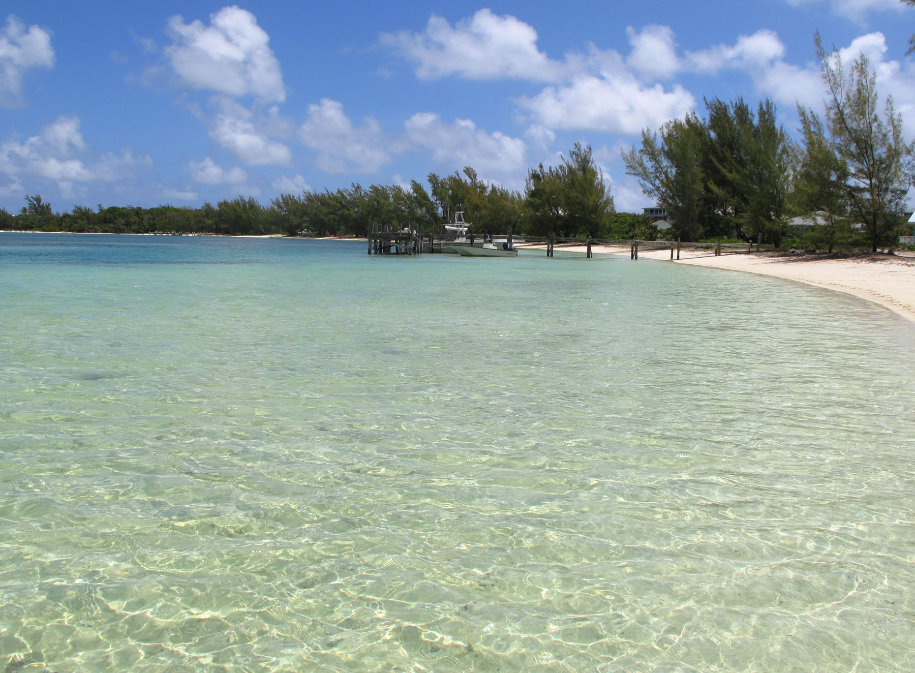 bahamas, abaco, green turtle cay, coco bay, beach