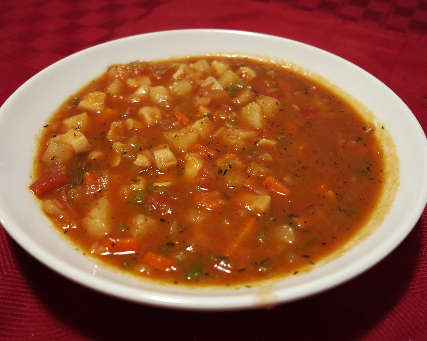 Perfect for a Winter Day: Bahamian Conch Chowder