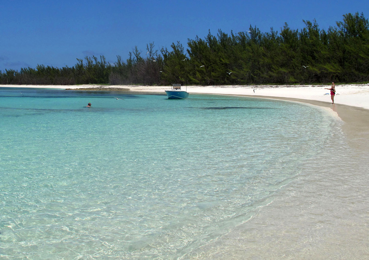 bahamas, abaco, green turtle cay, munjack cay, lincoln jones, boating, fishing