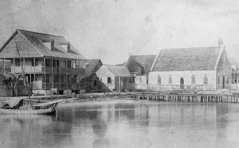 bahamas, abaco, green turtle cay, history, genealogy