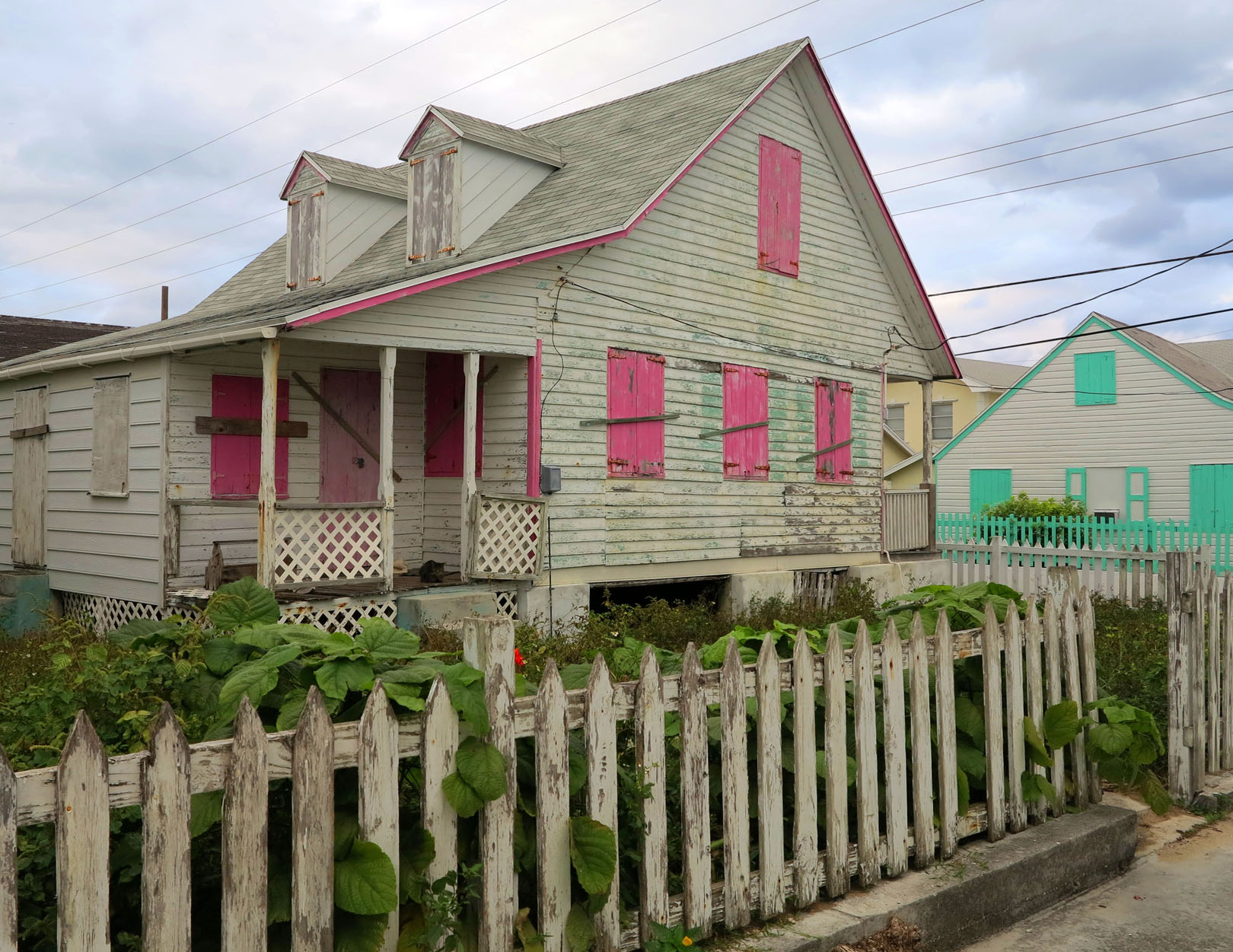 bahamas, abaco, green turtle cay, real estate