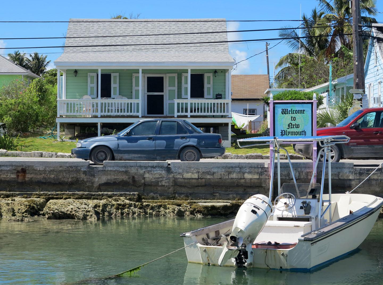 bahamas, abaco, green turtle cay, fish hoooks cottage