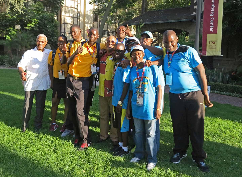 bahamas, special olympics, team bahamas, LA2015