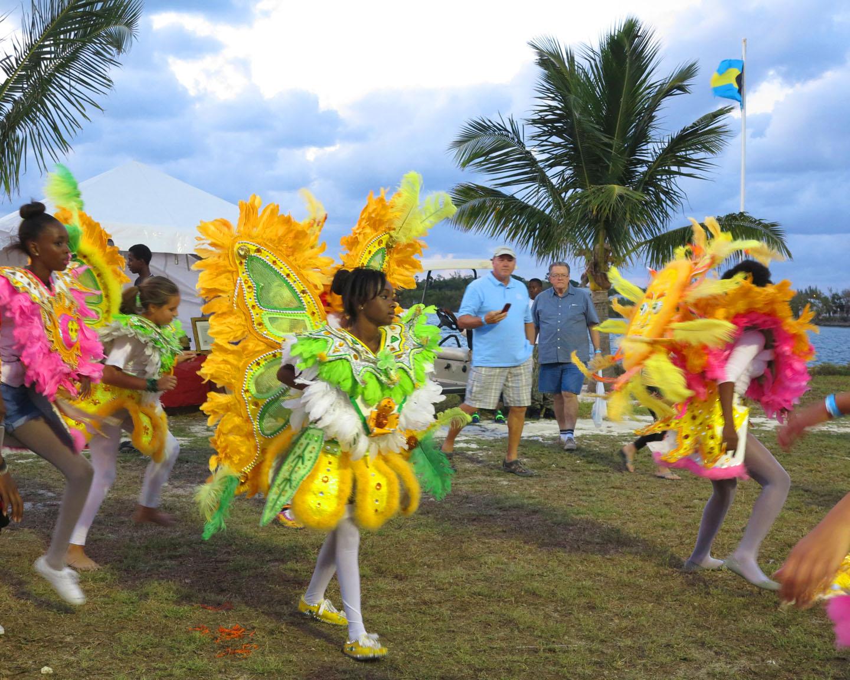 bahamas, abaco, green turtle cay, junkanoo, island roots