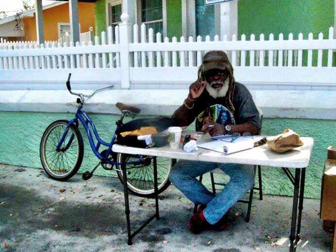 bahamas, abaco, green turtle cay, winkie wilson