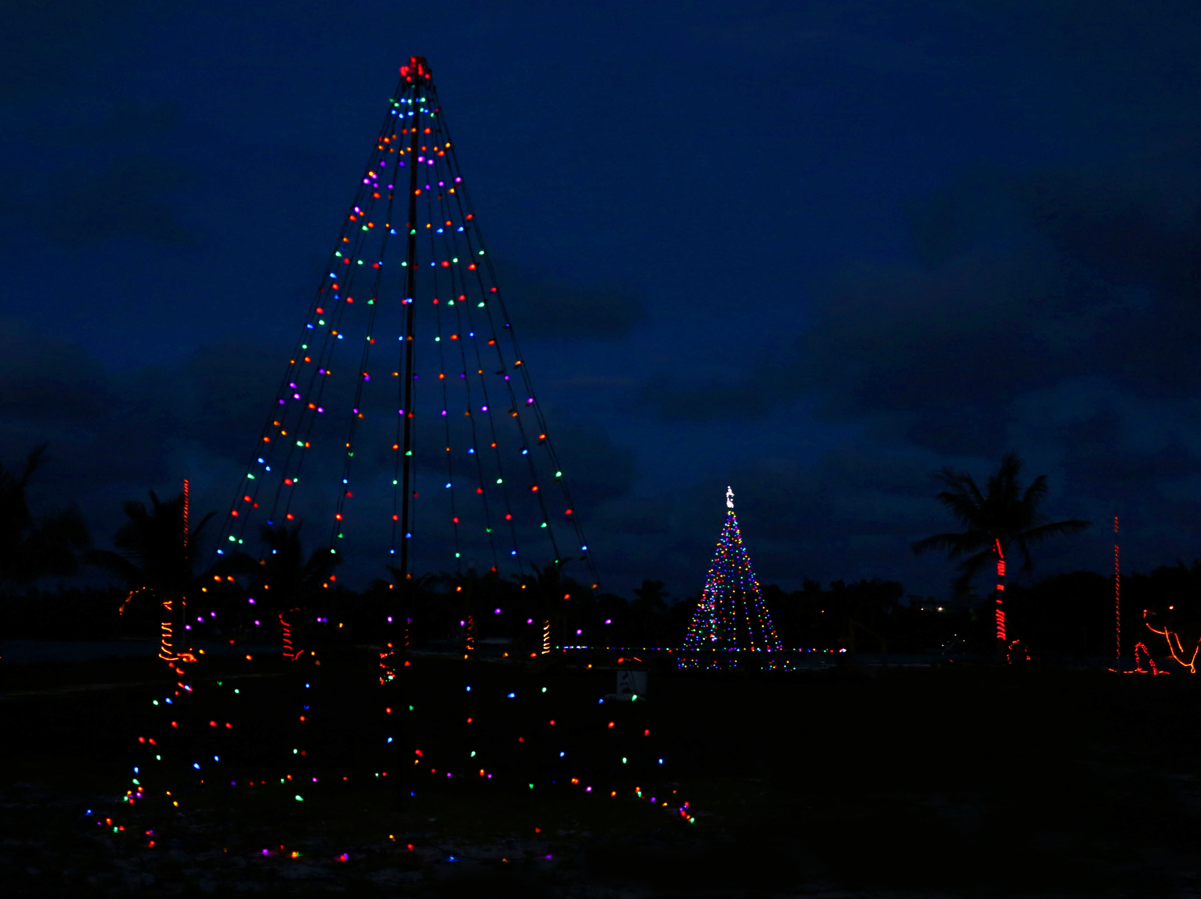 bahamas, abaco, green turtle cay, festival of lights