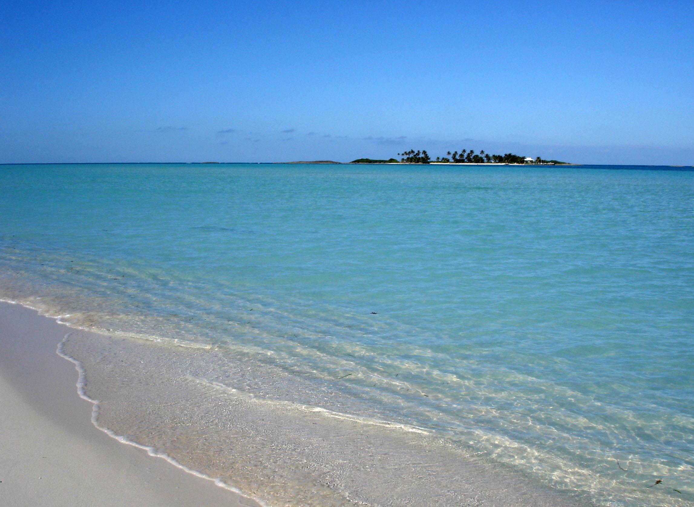 bahamas, abaco, green turtle cay, gillam bay