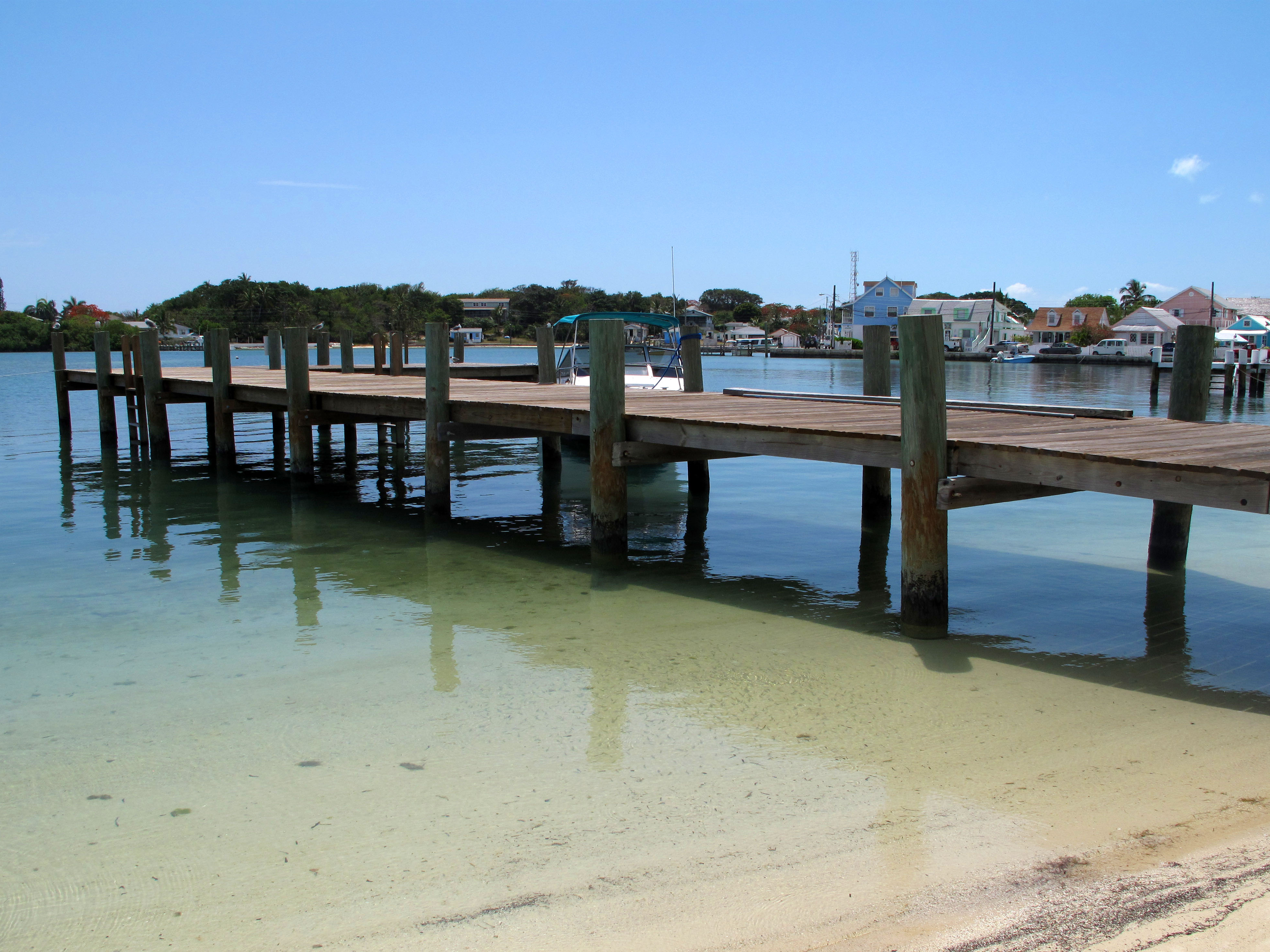 abaco, bahamas, green turtle cay, new plymouth