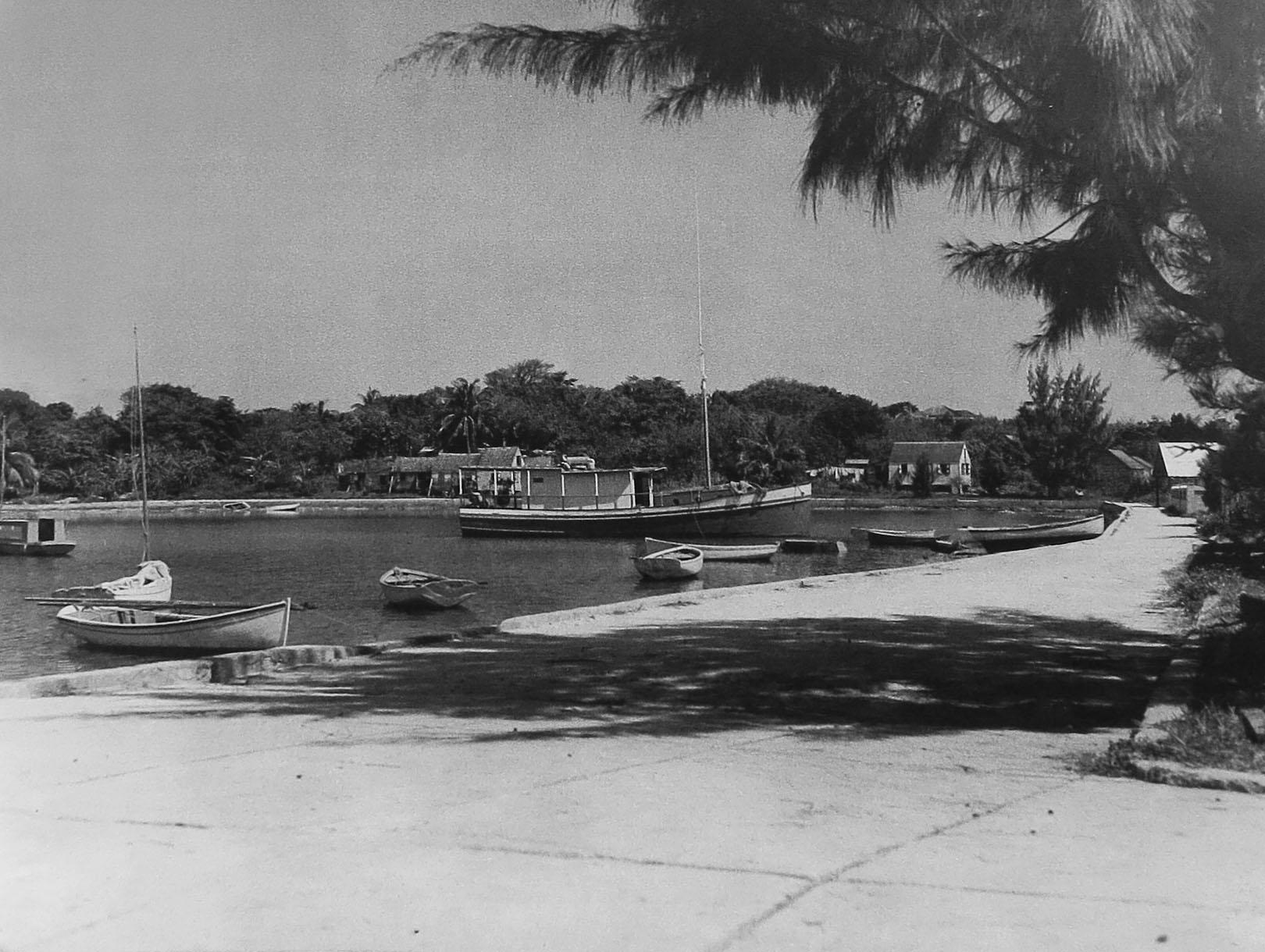 Settlement Creek Waterfront, Green Turtle Cay, Abaco, Bahamas