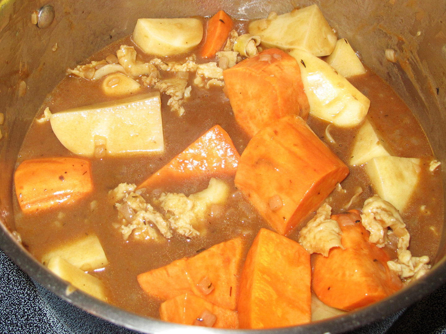From My Grandmother's Kitchen: Bahamian Stewed Conch