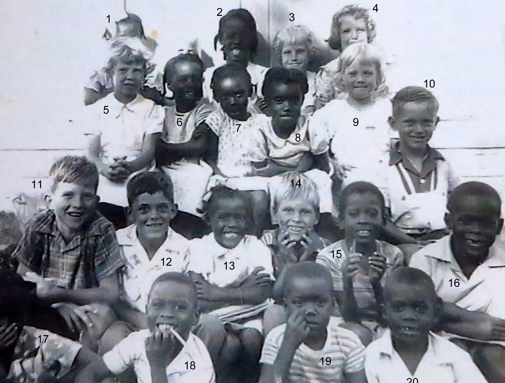 Can you help identify these kids?
