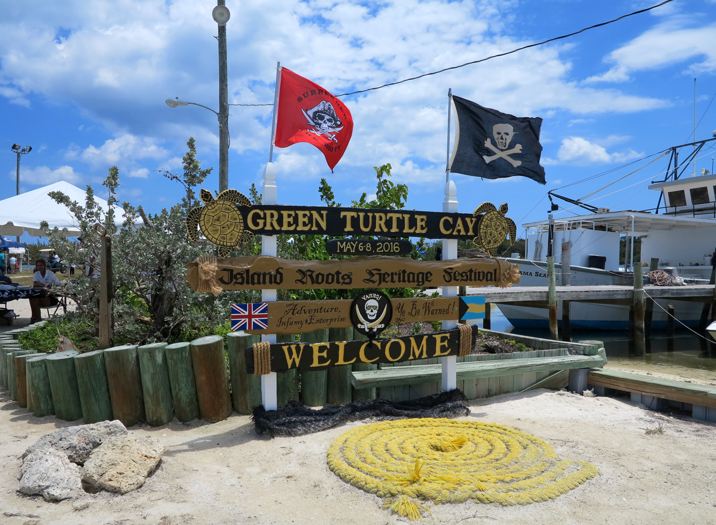 Adventure, Enterprise and Infamy – Island Roots 2016