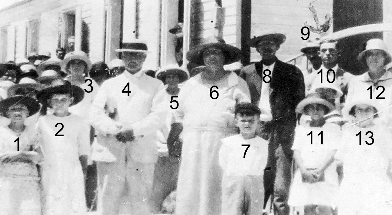Recognize any of these Green Turtle Cay faces?