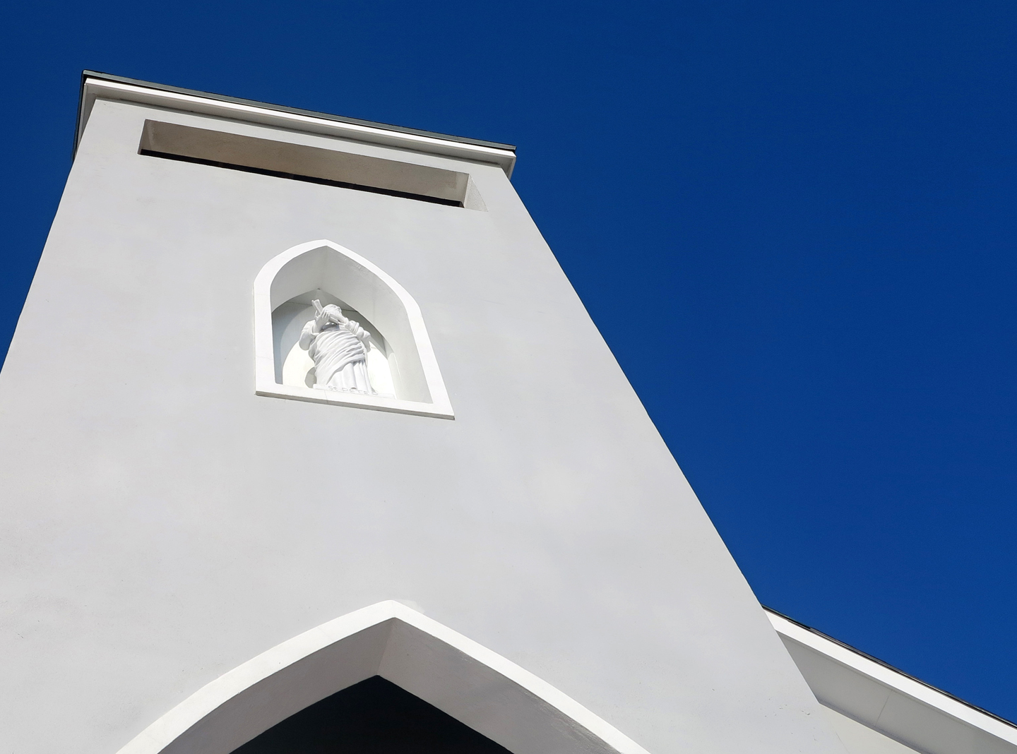 St. Peter's Anglican Church, Green Turtle Cay, Bahamas