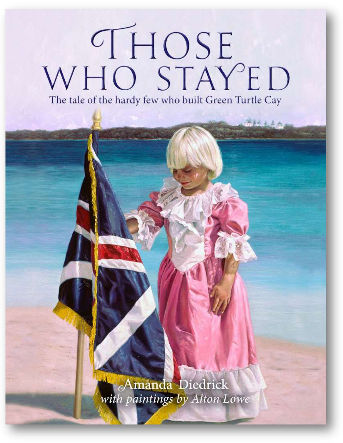 """Those Who Stayed"" Shortlisted for Indie Book Award"