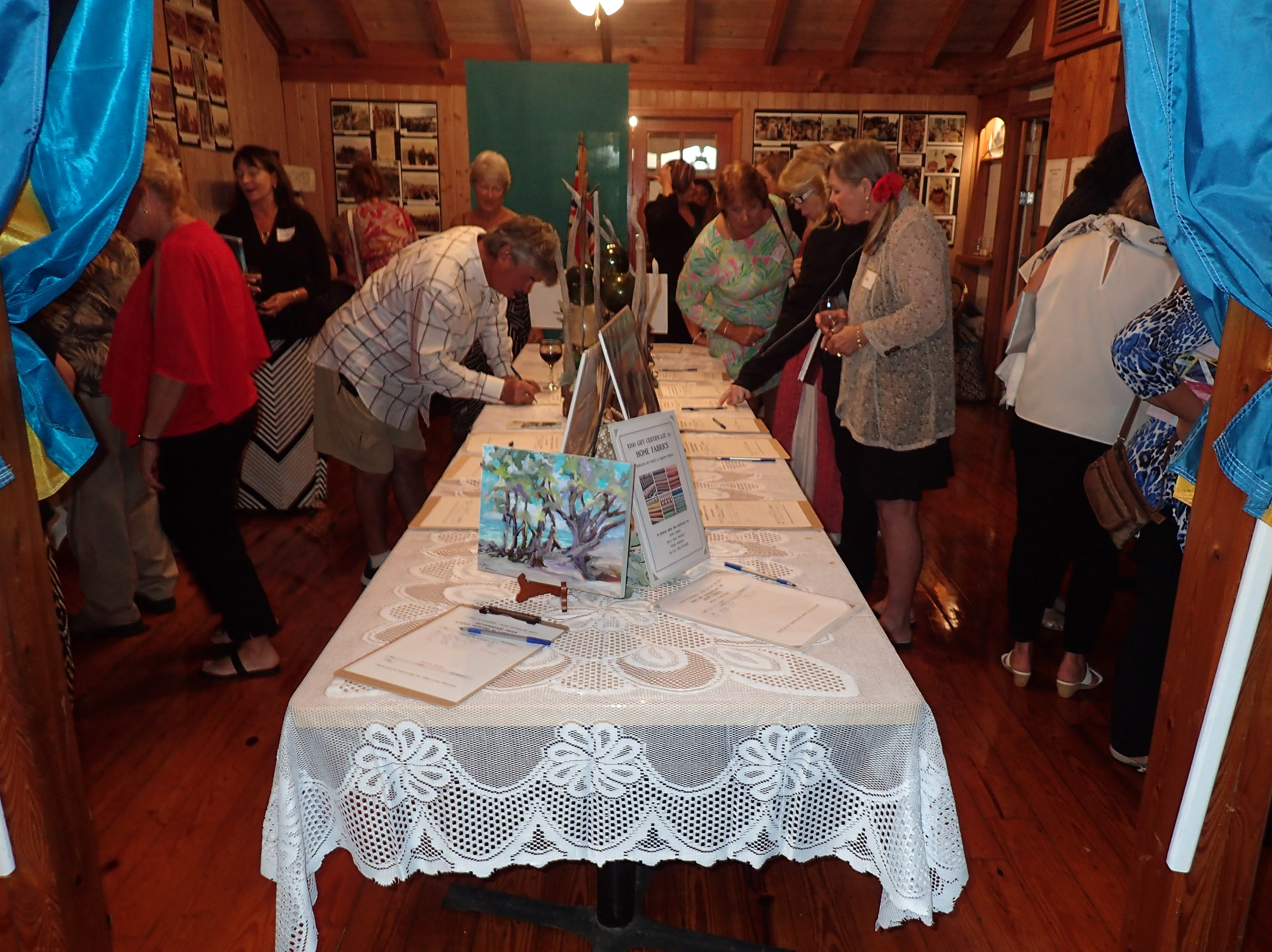 More Than $10,000 Raised for the Albert Lowe Museum