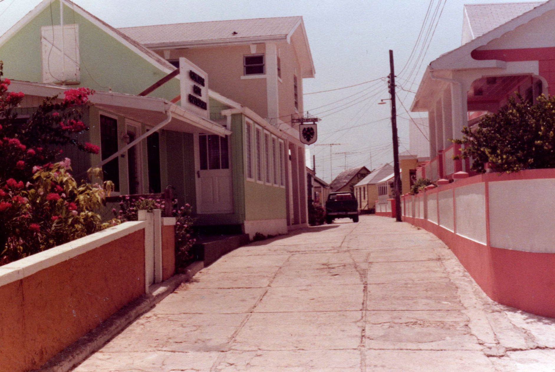 Green Turtle Cay in Days Gone By