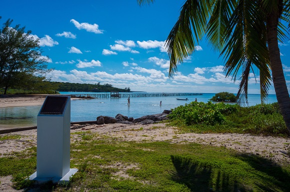 Cherokee Sound, Bahamas - by Ann Carmel