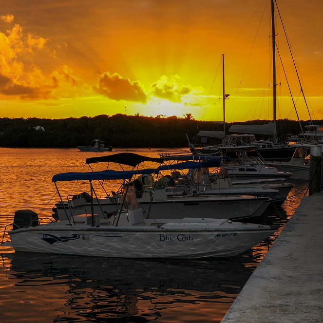 Hope Town Sunset - Photo by Mike Byrnes