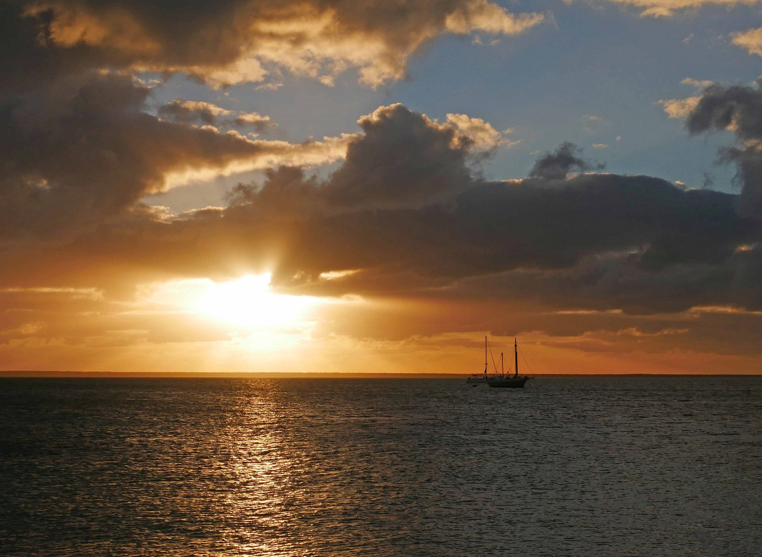 Abaco Bahamas Green Turtle Cay Sunset