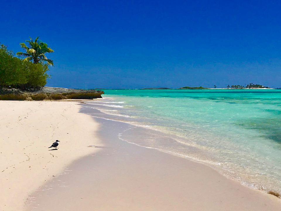 North end of Gillam Bay - Photo by Mandy Roberts - Green Turtle Cay, Abaco, Bahamas