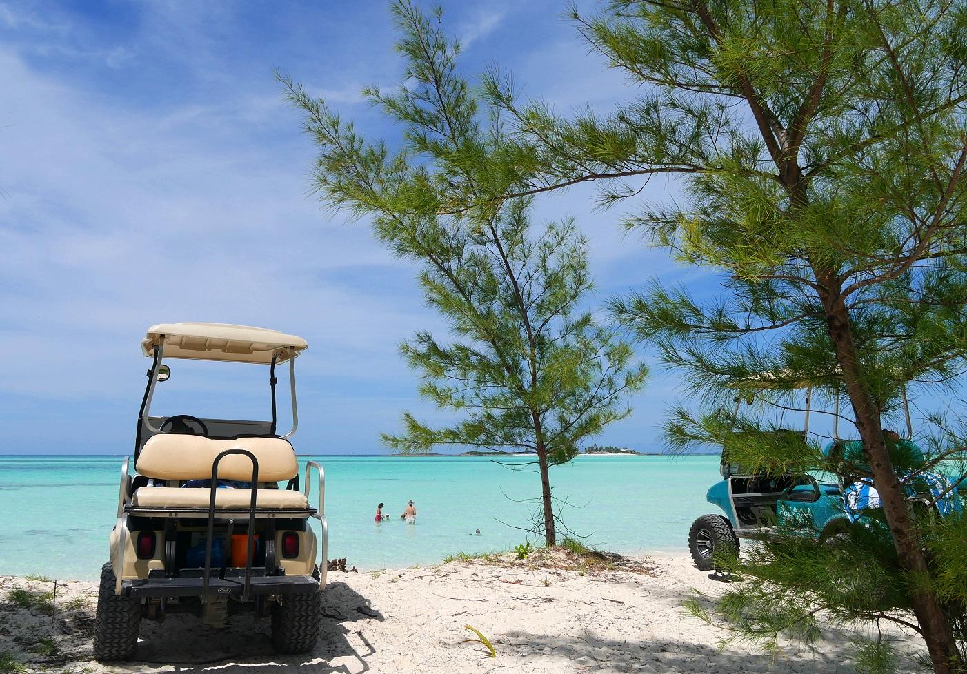Gillam Bay, Green Turtle Cay, Abaco, Bahamas
