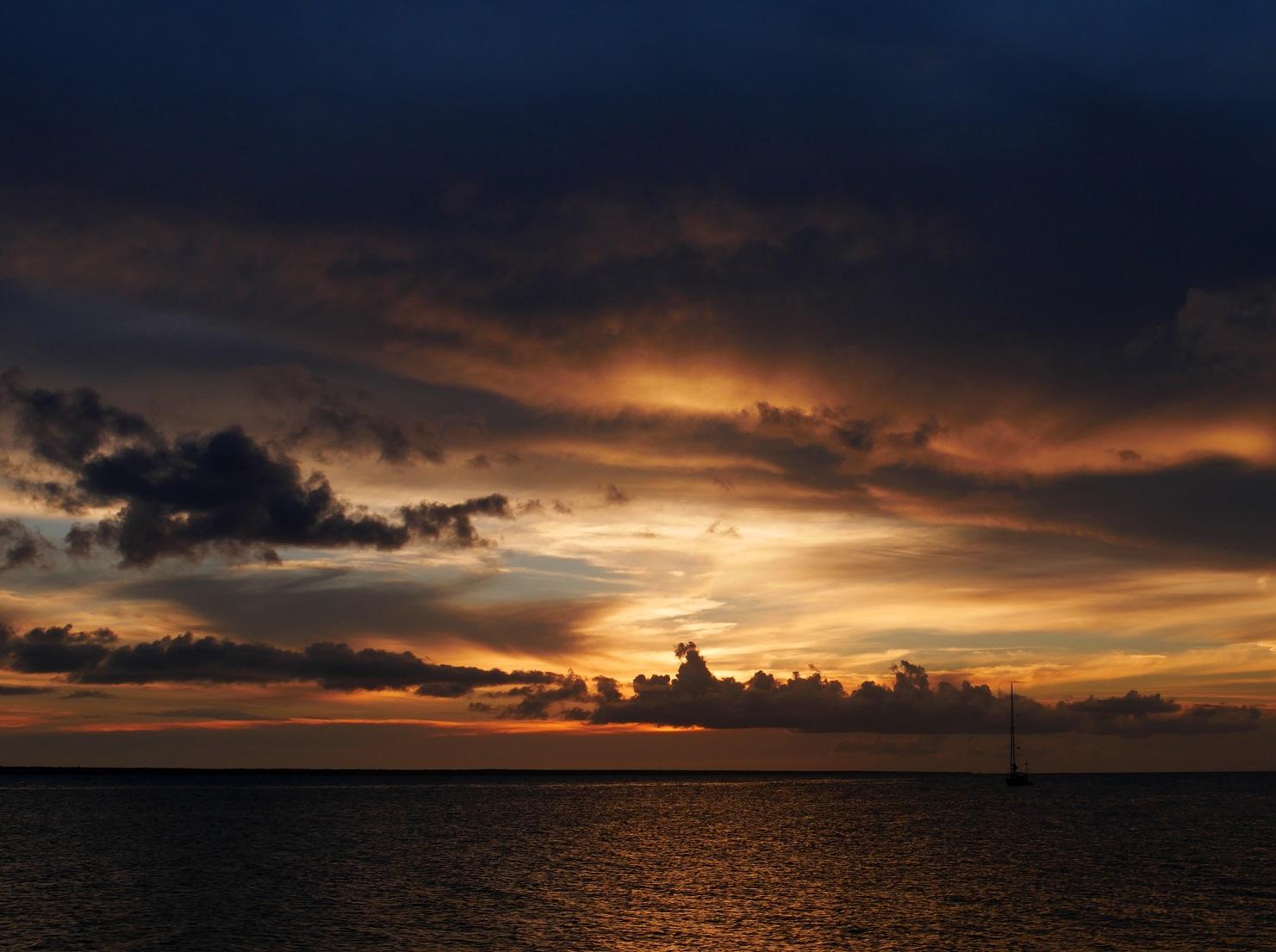 Sunset - Green Turtle Cay, Abaco, Bahamas