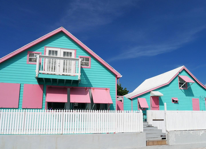 Sawyer House - Green Turtle Cay, Abaco, Bahamas