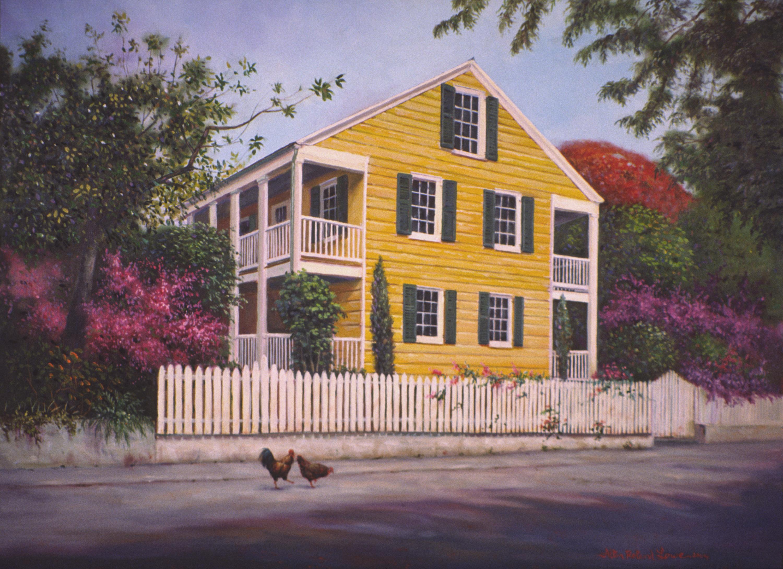 Tuggy Roberts House - Key West