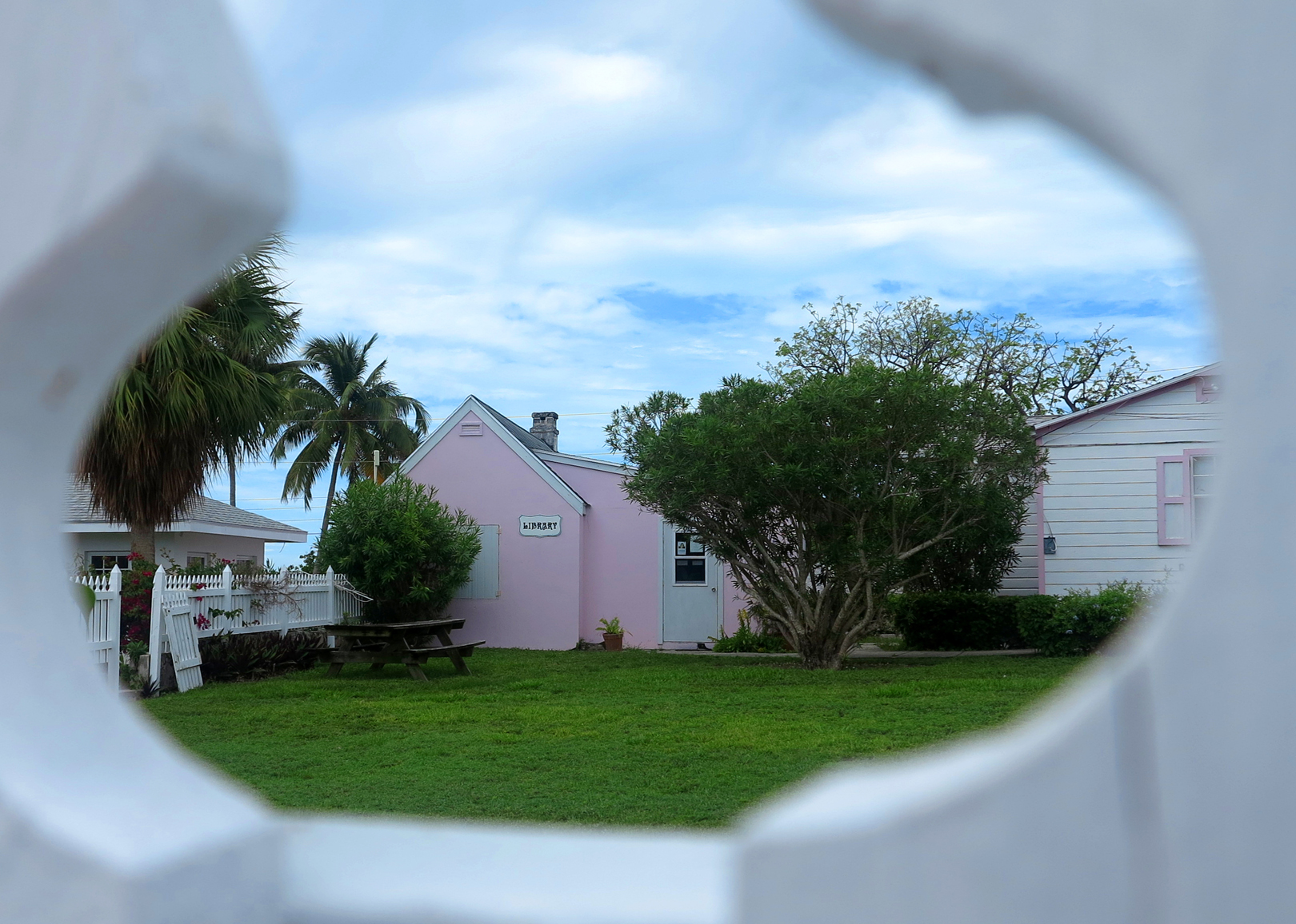 A Long Overdue Visit to Green Turtle Cay's Public Library