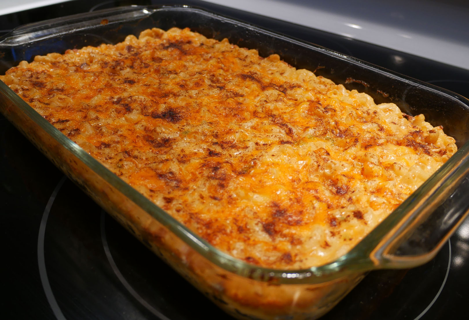 From My Grandmother's Kitchen: Bahamian Macaroni and Cheese