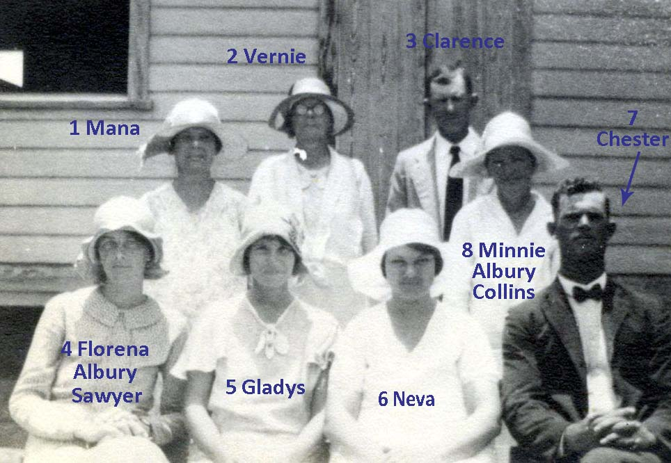 Recognize Any of These Marsh Harbour Folks?