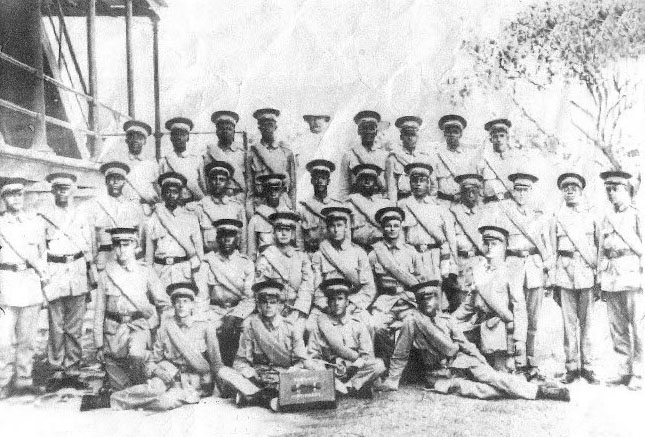 Seeking Info About Bahamians Who Served in World War I