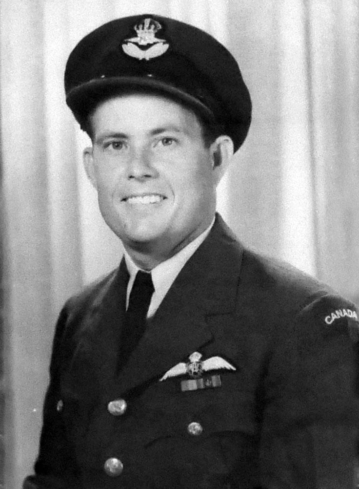 Leonard Thompson, Royal Canadian Air Force