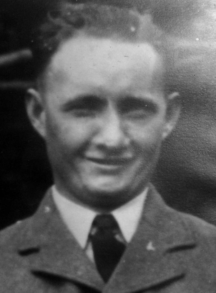 Hartis Thompson, Royal Air force