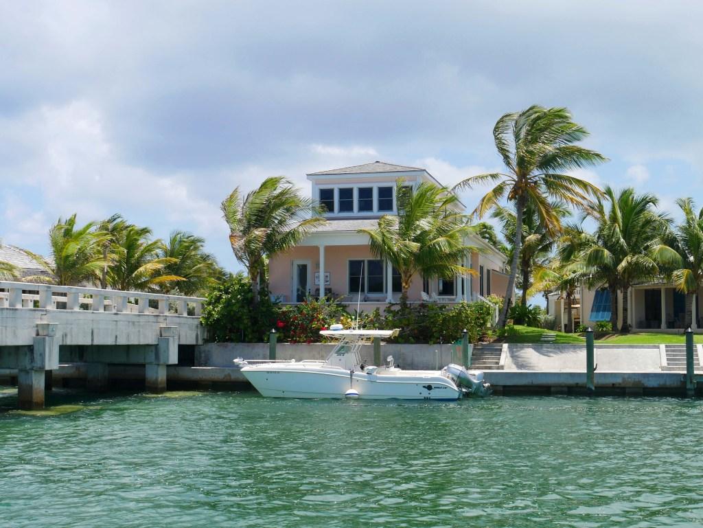 House at Schooner Bay, Abaco, Bahamas